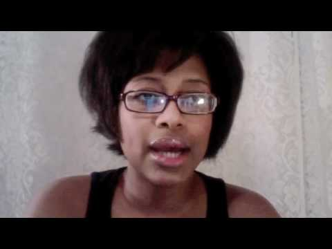 UPDATE: Hair Rules Blow Out Your Kinks Review Part 15 - YouTube