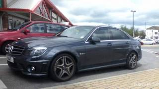 Mercedes-Benz C63///AMG Pictures