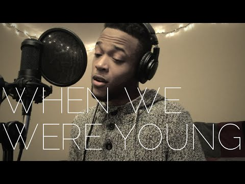 """Adele - """"When We Were Young"""" Cover - TONYB."""