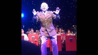 Tommy Steele: Pre-Encore -The Glenn Miller Story: Newcastle, 26/09/2015
