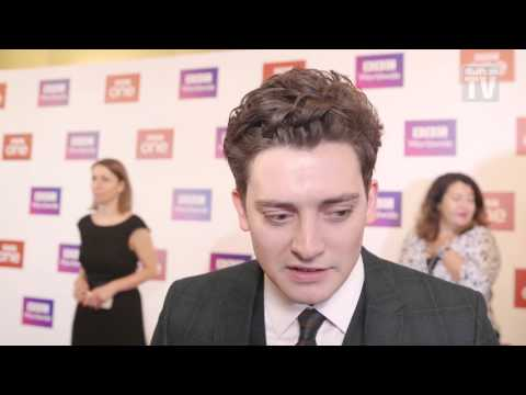 Aneurin Barnard: My War and Peace character is a 'mummy's boy, really'