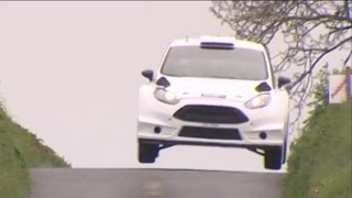 2017 monaghan stages rally (gmc video)