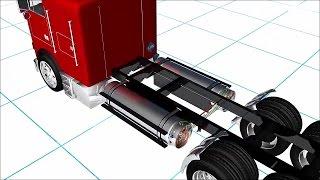 Оборудование на сжиженном природном газе СПГ