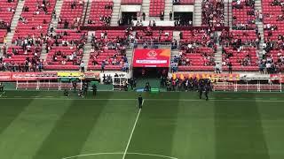 明治安田生命J1リーグ 第15節:名古屋グランパス vs 柏レイソル 2018...