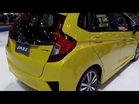Honda jazz 2017 thailand