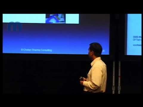 MoMo #6 - Chetan Sharma (Author: Mobile Marketing:...