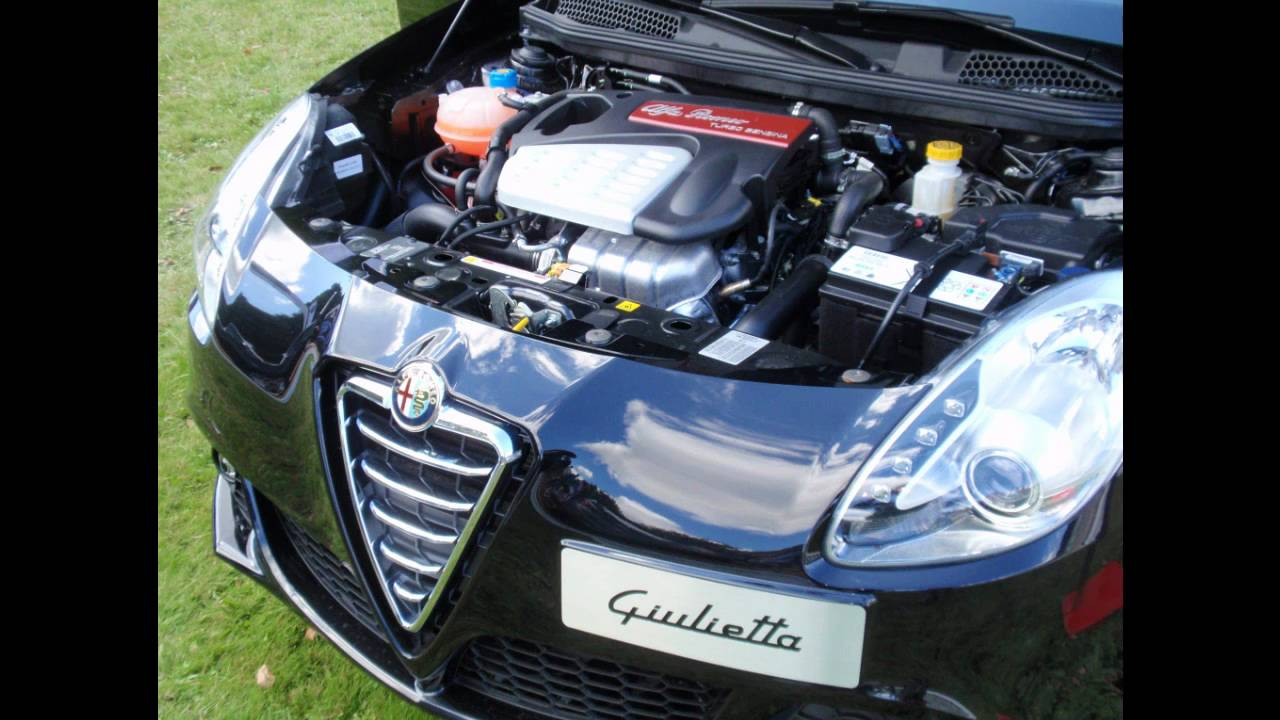 alfa romeo giulietta 1 4 turbo multiair testdrive youtube. Black Bedroom Furniture Sets. Home Design Ideas