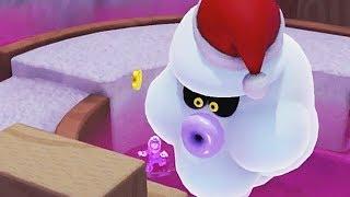 Fails In Super Mario Odyssey Speedrunning