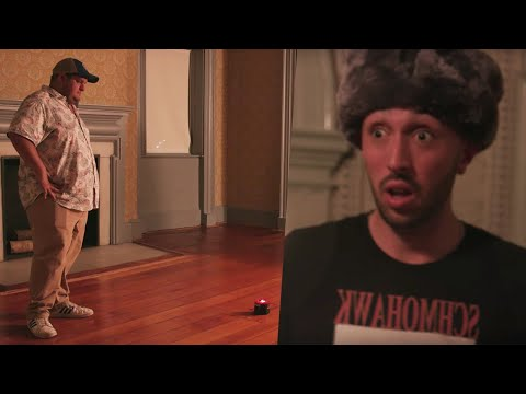 Barstool Sports Goes to a House Haunted by the Ghost of George Washington