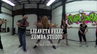 Zumba VR expirience with Lizaveta Feliz