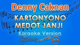 Gambar cover Denny Caknan - Kartonyono Medot Janji (Karaoke) by GMusic