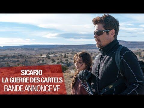SICARIO LA GUERRE DES CARTELS - Bande-annonce 90'' - VF