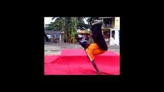 Free Runner Naija My First Show Performance