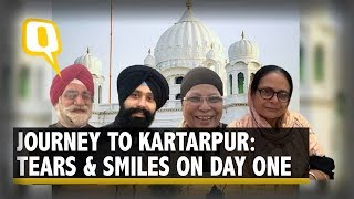'Excited & Overwhelmed': Indians Visit Shrine Via Kartarpur Corridor | The Quint