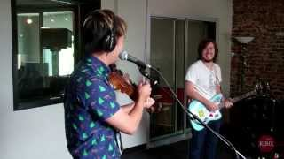 "Kishi Bashi ""Hahaha Parts 1 and 2"" Live at KDHX 05/27/14"