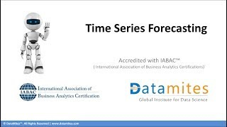 Time Series Forecasting Theory Part 1 - Datamites Data Science Projects