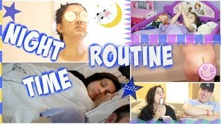 Get Unready With Us | Night Time Family Routine