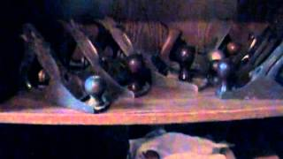 Collection Stanley Bailey Bedrock Record Hand Planes Woodworking