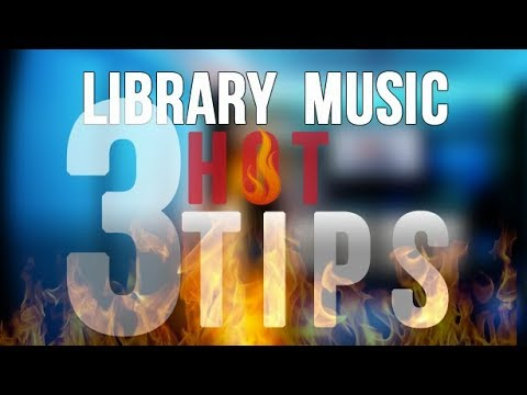 Tips for Submitting to Music Libraries