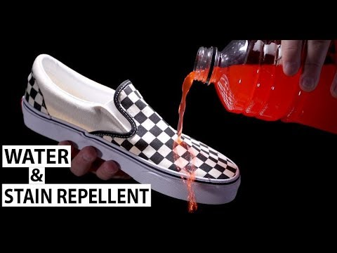 Shoe Cleaner - Water & Stain Repellent - Shoe MGK