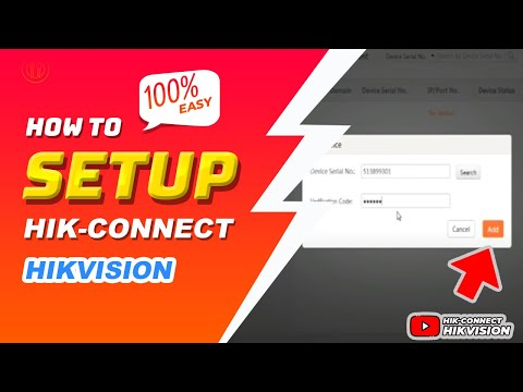How To Setup Hik Conect Online Hikvision [Full Step by Step]