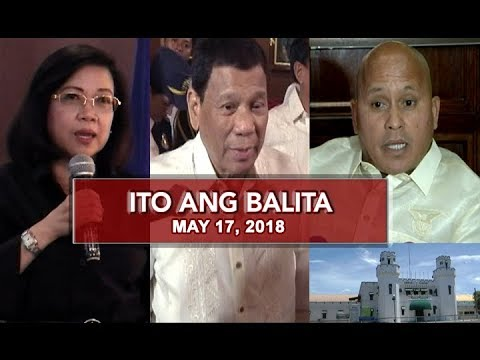UNTV: Ito Ang Balita (May 17, 2018)