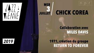 Chick Corea & Juan Carmona - Jazz à Vienne 2019