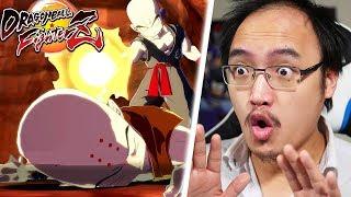 KURIRIN-CHAN !!   Dragon Ball Fighterz Mode Histoire #2