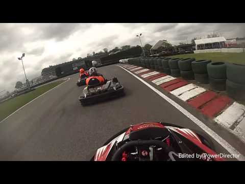 Mike Wood's Airline Karting Round 2