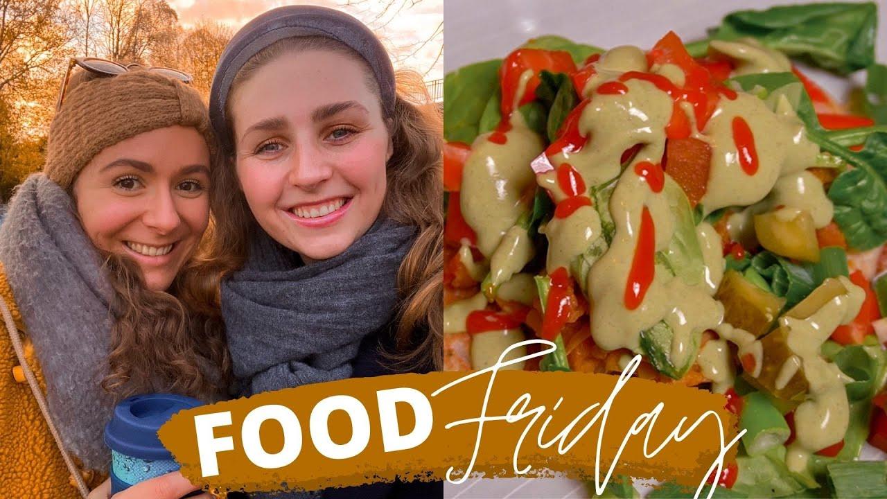 KOCHEN & UNBOXING MIT TONI » Herzhafte Pancakes + Tassenkuchen│Food Friday #29