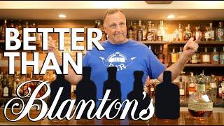 5 Single Barrel Bouŗbons BETTER Than BLANTONS