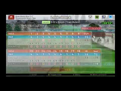 Everybody's Golf - Season 10 - Daily Tour 28 - 12/1/20 - Nam Rong Bay C.C.