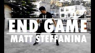 END GAME - Taylor Swift ft Ed Sheeran Dance Cover | Matt Steffanina Choreography