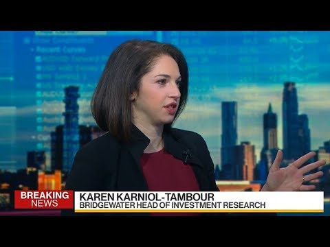 Karen Karniol-Tambour Explains Bridgewater's Views on the Global Economy and Markets