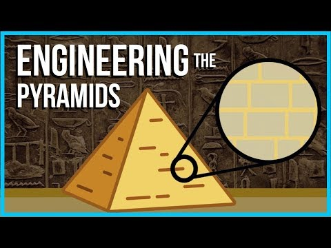 The Engineering Behind the Pyramids