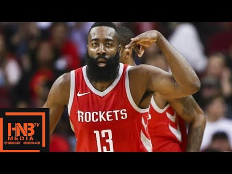 Houston Rockets vs Phoenix Suns 1st Half Highlights / Week 5 / 2017 NBA Season