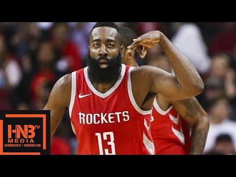 Houston Rockets vs Phoenix Suns 1st Half Highlights / Week 5 / 2017 NBA Season