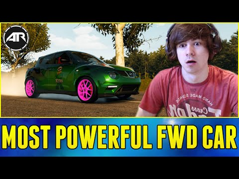 forza horizon 2 most powerful fwd car 1000 horsepower fwd car youtube. Black Bedroom Furniture Sets. Home Design Ideas
