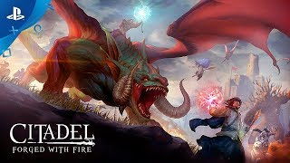 Citadel: Forged With Fire - Launch Trailer | PS4