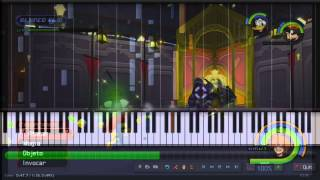 Traverse Town   Kingdom Hearts   Synthesia
