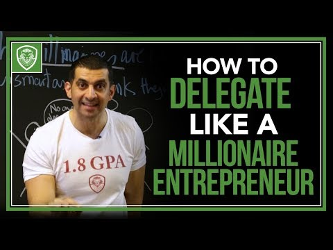 How to Delegate Like a Millionaire Entrepreneur