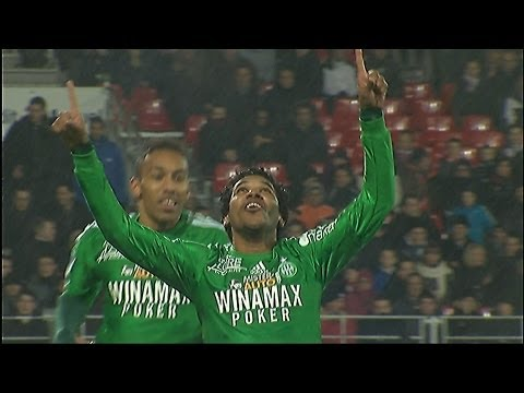 But BRANDAO (50') - Stade Brestois 29 - AS Saint-Etienne (0-1) / 2012-13