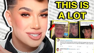 JAMES CHARLES ADDRESSES THE DRAMA (WEEKLY TEACAP)
