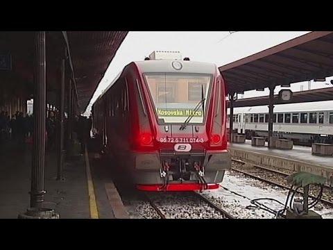 La Serbia ripristina il treno Belgrado-Kosovo, a Pristina scoppia la protesta