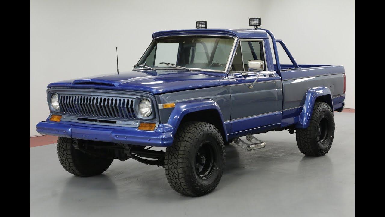 1978 jeep j10 [ 1280 x 720 Pixel ]