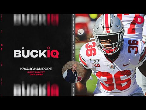 BuckIQ: K'Vaughan Pope Flashing Big-play Potential For Ohio State