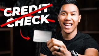 8 Credit Cards: NO CREDIT CHECK NEEDED!