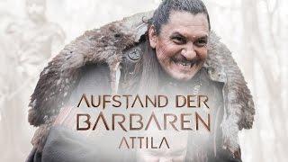"""n-tv Doku-Drama """"Aufstand der Barbaren – Attila"""" am 31.10. um 23.05 Uhr"""