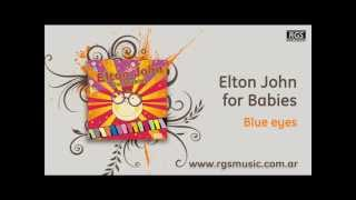 Elton John for Babies - Blue eyes
