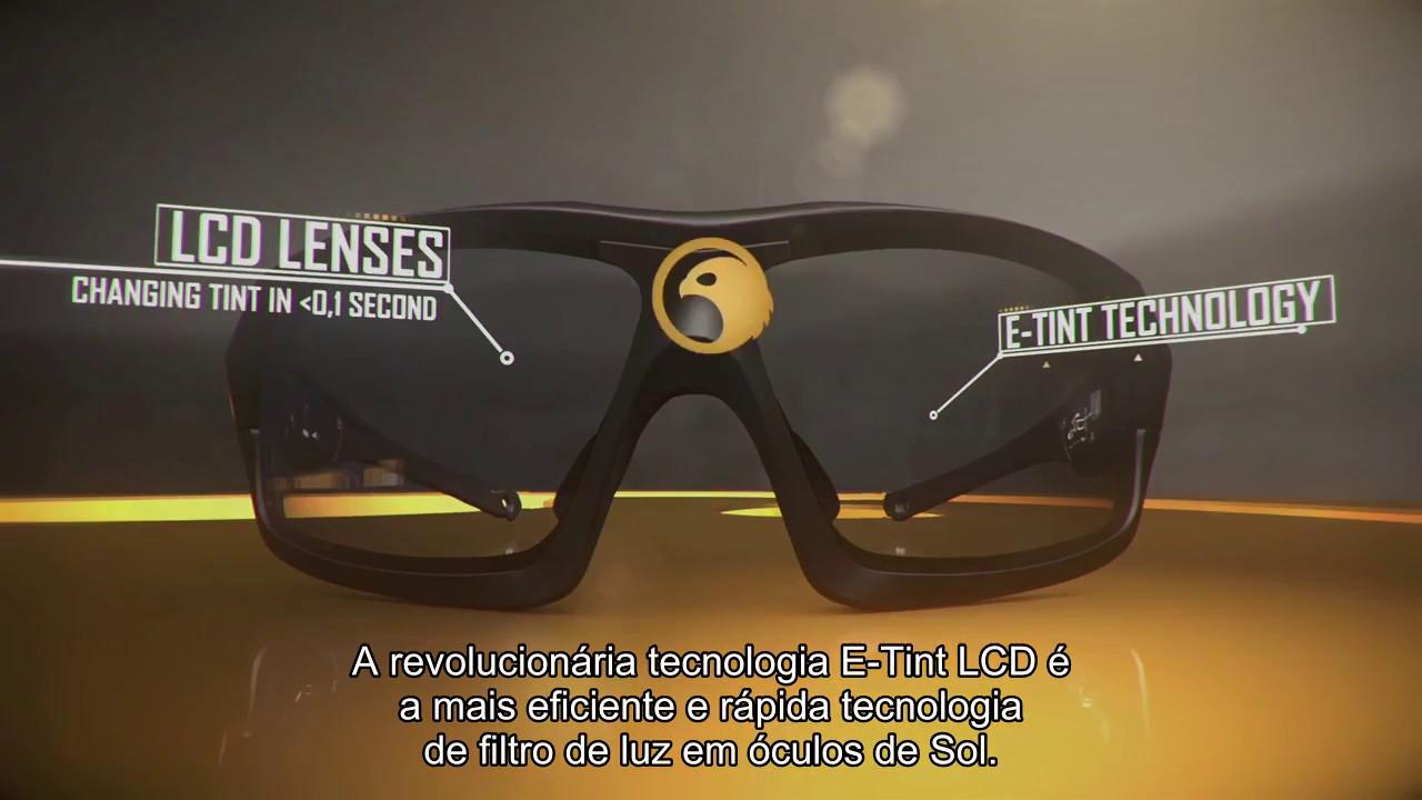 ddd1aa903 Óculos com lentes de ajuste de luminosidade CTRL XC